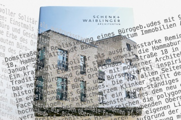 Texte zu Bauprojekte der Architekten Schenk+Waiblinger