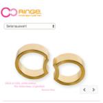 mobile Startseite von Ringe.Anke Baumgarten